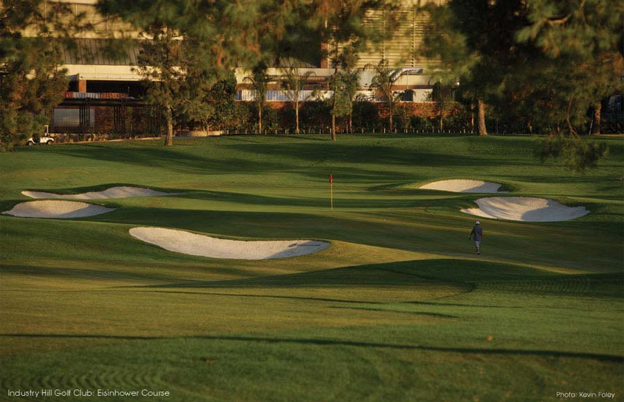 Industry Hills Golf Club - Eisinhower Course