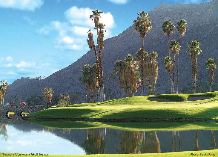 INDIAN CANYON GOLF RESORT